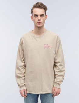 Brain Dead Bottoms Up L/S T-Shirt Picture