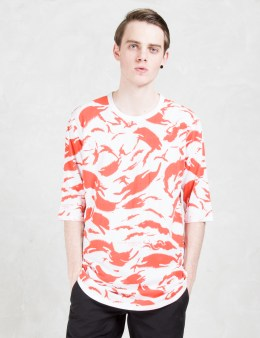 maharishi Reversible Camo Thayer S/S T-shirt Picture