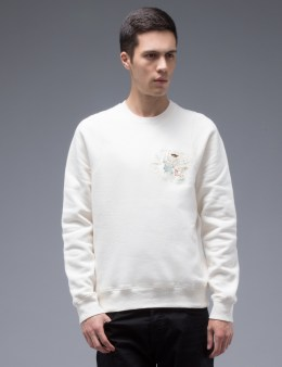 MARC JACOBS Small Tiger Emb L/S Sweatshirt Picture