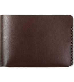 TAILFEATHER Hazelnut New Holland Bi-Fold Leather Wallet Picture