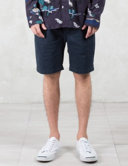 Paul Smith Red Ear Front Pleated Shorts Picture