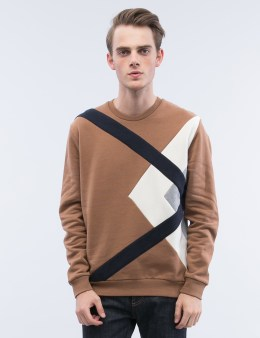 MSGM Diamond Patch Sweatshirt Picture