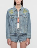 Levi's Ex-Boyfriend Trucker Denim Jacket Picutre