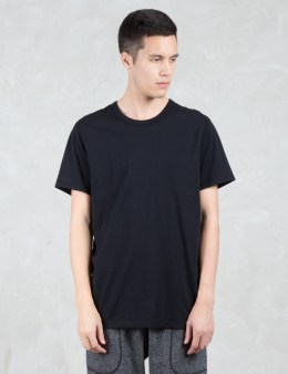 REIGNING CHAMP Cotton Jersey S/S T-Shirt Picture
