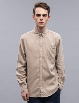 Norse Projects Osvald Brushed L/S Shirt Picture