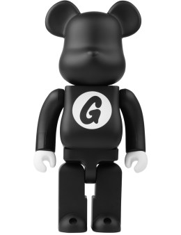 Medicom Toy 400% Goodenough Be@rbrick Picture