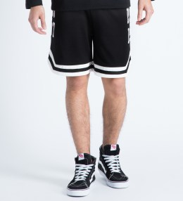 HALL OF FAME Black Dates Practice Shorts Picture