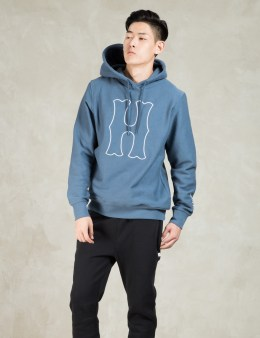 The Hundreds Blue Alley Pullover Picture