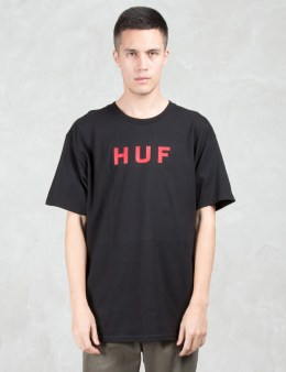 HUF Original Logo S/S T-Shirt Picture