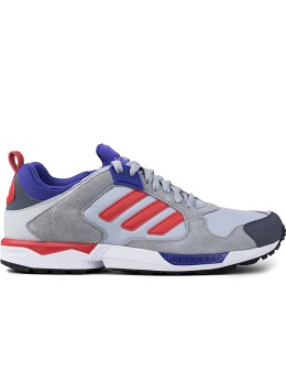 adidas Originals Onix/Red/Onix ZX 5000 RSPN Shoes Picture