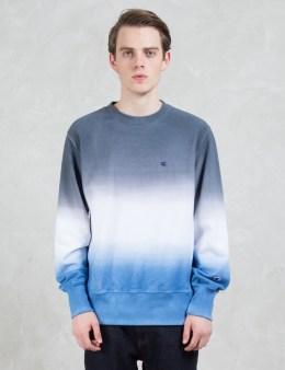 Champion Reverse Weave Gradient Classic Sweatshirt Picture