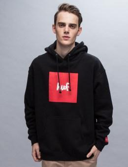 HUF Huf x Chocolate Box Logo Pullover Fleece Sweatshirt Picture