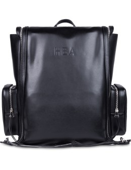 Hood By Air. Emboss HBA Backpack Picture