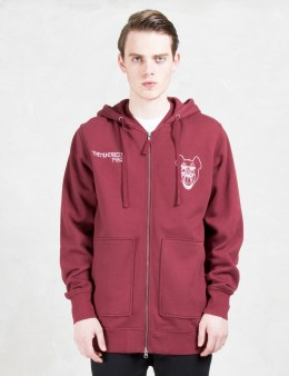 The Hundreds Kinetics Zip Up Picture