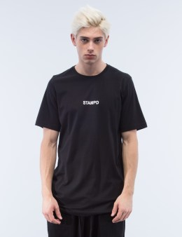 STAMPD Center Logo T-Shirt Picture