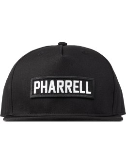 LES (ART)ISTS Black Pharrell Patch Cap Picture