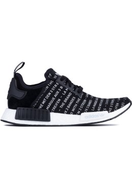 adidas Adidas NMD_R1 Blackout Picture