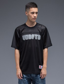 UNDEFEATED Mesh Crew Jersey T-Shirt Picture