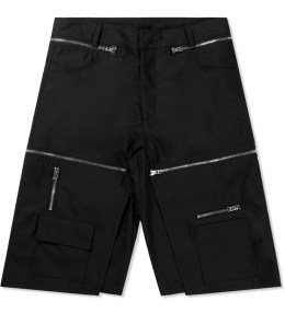 Hood By Air. Black SS14 Shorts Picture