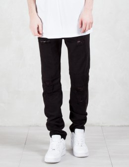 STAMPD Distressed Panel Denim Picture