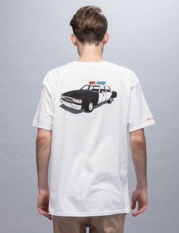 HUF Huf x Chocolate LA Cop Car S/S T-Shirt Picture
