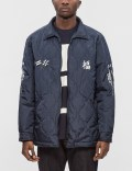 White Mountaineering Quilted Souvenir Jacket Picutre