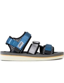 Suicoke Slam Jam x Suicoke Kisee V Sandals Picture