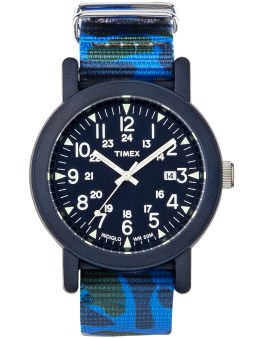 TIMEX ARCHIVE Camper With Blue Dial Picture