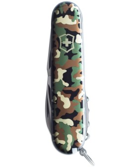 """Victorinox Original Swiss Army Knife Spartan """"Camouflage"""" Picture"""