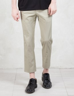 Harmony Pietro Slim Cropped Pants Picture