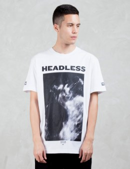 Hood By Air. Headless S/S T-Shirt Picture