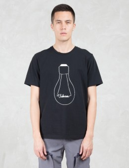 "UNDERCOVER ""Light Bulb"" Graphic S/S T-Shirt Picture"