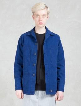 Bleu De Paname 12oz Denim Signature Counter Jacket Picture