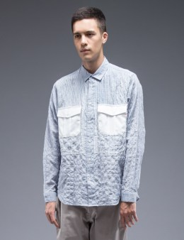 WHIZ Comb L/S Shirt Picture