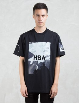 Hood By Air. Wall Box S/S T-Shirt Picture