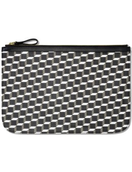 PIERRE HARDY Cube Pouch Large Picture