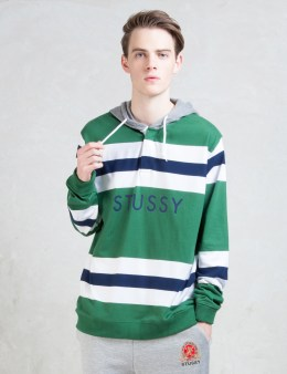 Stussy Rugby Hoodie Picture