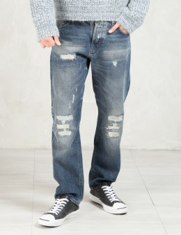 Nudie Jeans Indigo Steady Eddie Picture