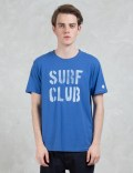 Todd Snyder + Champion Surf Club Print S/S T-shirt Picture