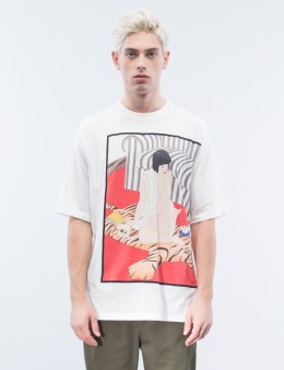 3.1 Phillip Lim Tiger Graphic S/S T-Shirt Picture