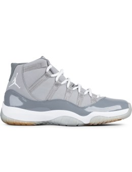 Jordan Brand Air Jordan 11 Cool Grey 2010 Retro Picture