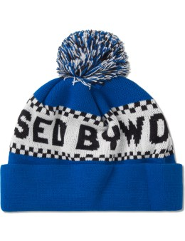 Raised by Wolves Blue Villeneuve Toque Beanie Picture