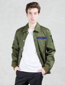 Opening Ceremony Symphony Patch Coach Jacket Picture