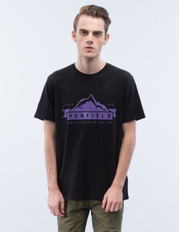 PENFIELD Mountain Logo S/S T-Shirt Picture