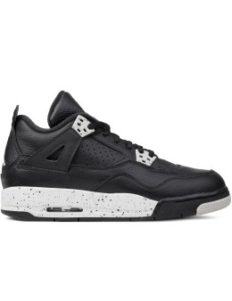 "Jordan Brand Air Jordan 4 ""Oreo"" GS Picture"