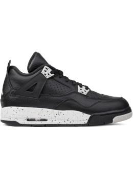 """Jordan Brand Air Jordan 4 """"Oreo"""" GS Picture"""