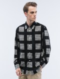 soe Printed Block Check Shirt Picture