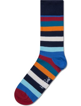 Happy Socks Multi Stripe Socks Picture