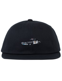 HUF Huf x Chocolate SF Cop Car 6 Panel Cap Picture