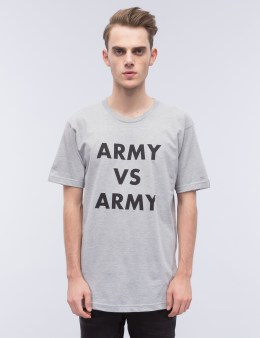 UNDEFEATED Army Vs. Army T-Shirt Picture